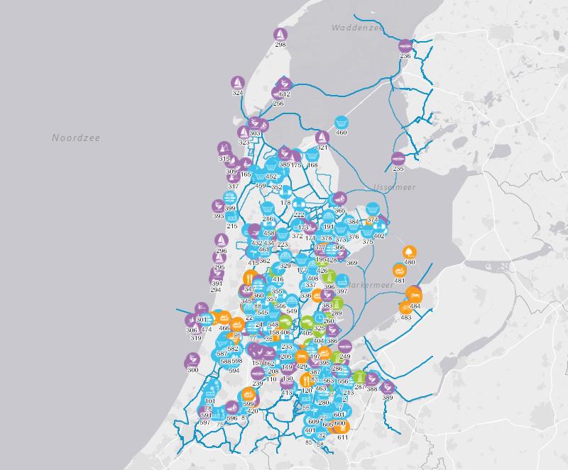 viewer regionale ambitiekaarten