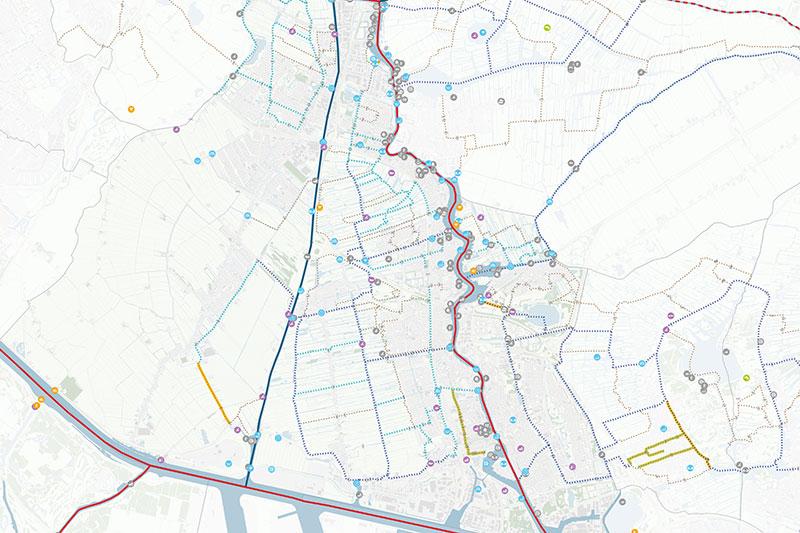 viewer-zaanstad-waterrecreatie-project